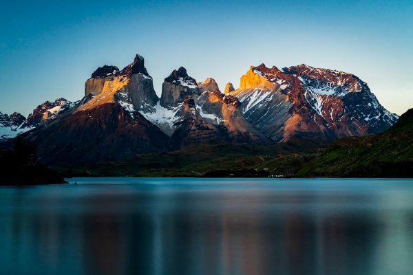Torres_del_Paine_Sunset