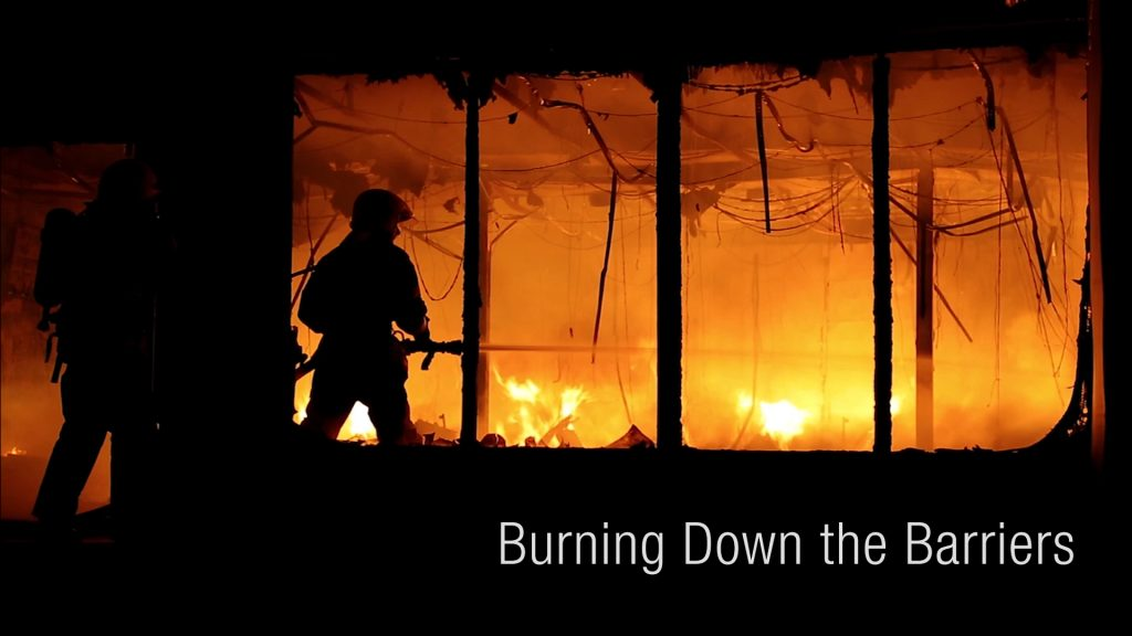 Burning Down the Barriers Documentary
